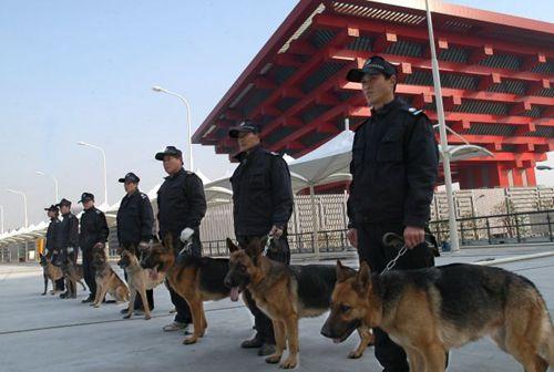 武汉临时保安